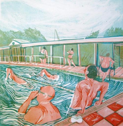 swim screen